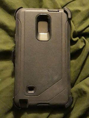 Samsung Galaxy Note 4 waterproof casing with belt clip for Sale in Plainfield, IL