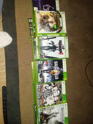 Xbox 360 Games 5$ a piece! for Sale in Columbus, OH