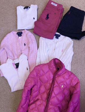 Polo Ralph Lauren Clothes for Kids for Sale in Orlando, FL