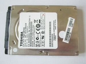 "TOSHIBA 500GB 5400RPM SATA 2.5"" Laptop HDD for Sale in Brooklyn, NY"