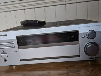 Pioneer VSX-D812 Stereo Amplifier Receiver with Remote for Sale in Milwaukie,  OR