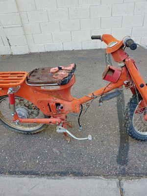 C 100 c102 c l05 honda parts bikes for Sale in Phoenix, AZ