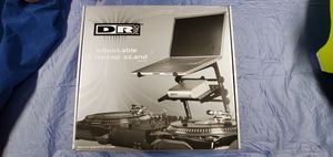 DR PRO adjustable DJ laptop stand for Sale in Silver Spring, MD