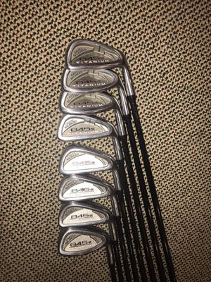 Tommy Armour Golf Clubs 845s 3-PW for Sale in Nashville, TN