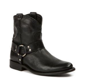 Frye Wyatt Harness Leather Short Boot in Size 5.5 for Sale in Nashville, TN