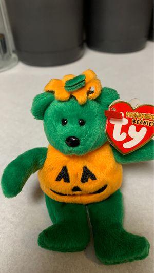 "TY Halloweenie Beanies ""Tricky"" for Sale in Puyallup, WA"