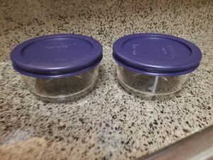 2 pyrex for Sale in Houston, TX