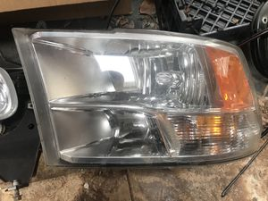 4th gen Ram truck driver side head light for Sale in Fairfax, VA
