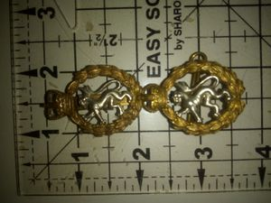 2 WW2 British Women's Auxiliary Army Corps Cap Badges for Sale in Limestone, TN