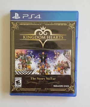 Kingdom Hearts The Story So Far - New for Sale in Las Vegas, NV