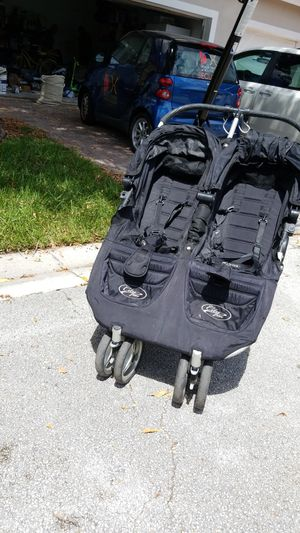 City mini double stroller for Sale in Fort Lauderdale, FL