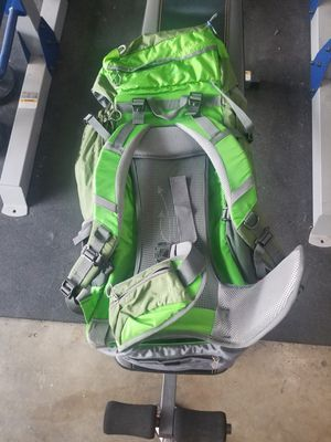 Washing adventure 60+5L Hiking backpack for Sale in Fresno, CA