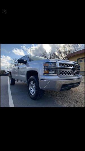 Chevrolet Crew Cab 4x4 for Sale in Bartlesville, OK