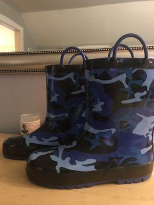 Kids rain boots size 1 for Sale in Norridge, IL