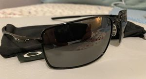 Like New Oakley Square Wire Polarized Sunglasses for Sale in Goodyear, AZ
