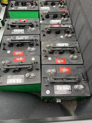 6 volt Golf Cart Batteries for Sale in North Richland Hills, TX