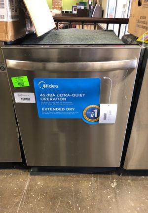 Midea Stainless Steel Dishwasher Model: MDT24H3AST for Sale in Farmers Branch, TX