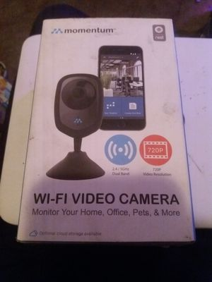 WiFi security camera for Sale in Moriarty, NM