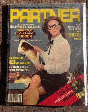 Partner magazine for Sale in Fullerton, CA