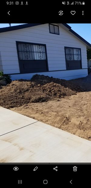 Dirt for Sale in Chula Vista, CA