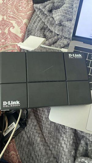 D-LINK DSL MODEM for Sale in Ellicott City, MD
