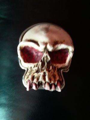 Skull buckle for Sale in Hayward, CA