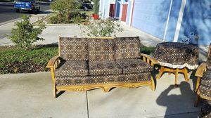 Furniture living set outdoor set for Sale in Modesto, CA