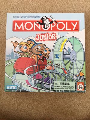 Monopoly Junior for Sale in Portland, OR