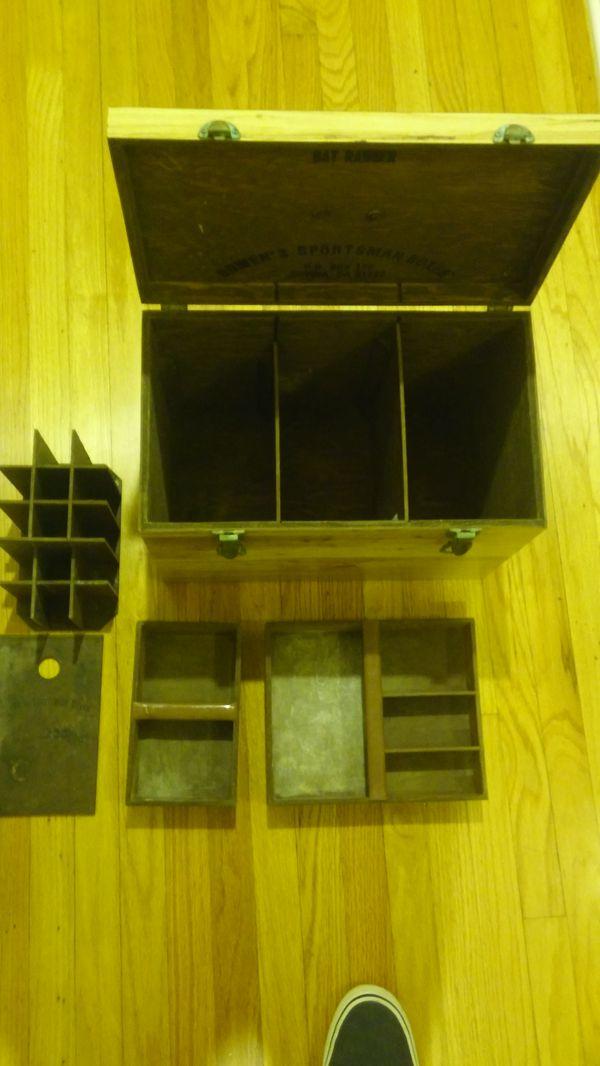 Bowen's Sportsman tackle box