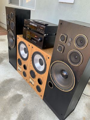 Home stereo system for Sale in Long Beach, CA