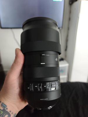 Tamron 100-400 mm f/4.5-6.3 Di VC USD Like New for Sale in Dania Beach, FL
