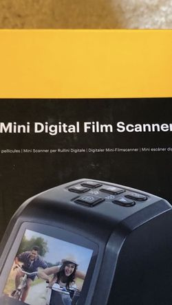 KODAK Mini Digital Film & Slide Scanner for Sale in Puyallup,  WA