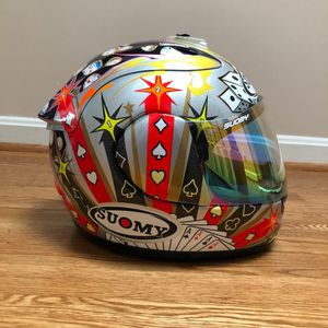 Suomy Spec 1R Extreme Helmet for Sale in Rockville, MD