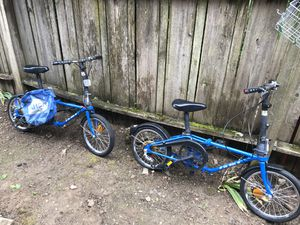 Dahon folding bikes. Pair for 150$ for Sale in Vancouver, WA