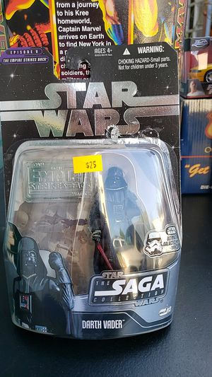 STAR WARS COLLECTIBLE ACTION FIGURE DARTH VADER 2006 for Sale in Hacienda Heights, CA