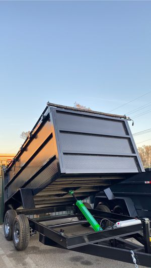 8x12x4 DUMP TRAILER for Sale in Diamond Bar, CA