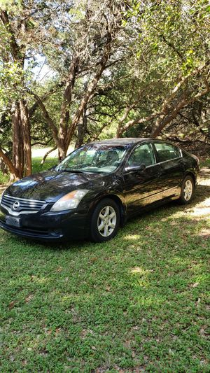 2008 Nissan Altima 115K miles $3,900 *Cold ac, bluetooth for Sale in FAIR OAKS, TX