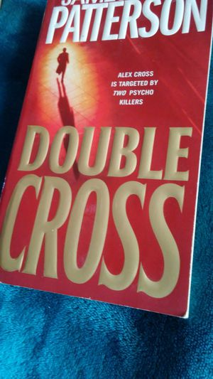 Alex cross series for Sale in Fort Fairfield, ME