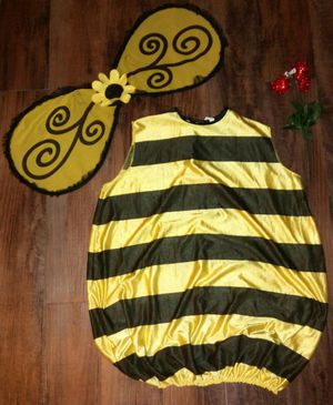 Bumblebee Adult Costume (Size M/L) for Sale in Ontario, CA
