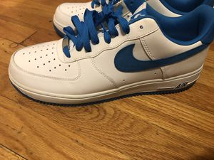NIKE AF-1 men's shoes great condition for Sale in Chicago, IL