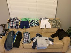 Kids clothes, size 4T and 5T. Some are new with tags, most are gently used and in excellent conditions. A few are in good condition. for Sale in Tampa, FL