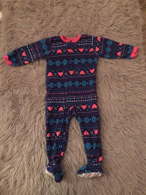 Toddler sleeper size 18 months for Sale in San Diego, CA