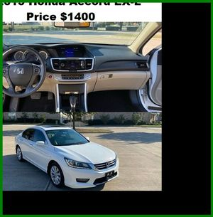 ֆ14OO_2013 Honda Accoard for Sale in Norwalk, CA