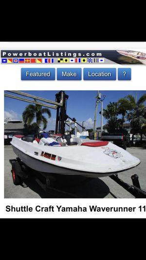 Waverunner jetski for Sale in Pompano Beach, FL