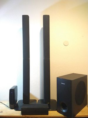 Samsung Subwoofer Home Theater Audio for Sale in Sacramento, CA