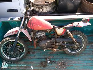 Suzuki mini bikes for Sale in Pflugerville, TX