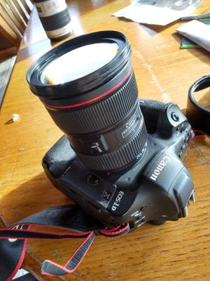 Canon 1DX MK II + 24-70 and 70-200 LS II for Sale in New York, NY