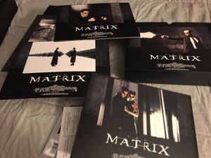 Matrix dvd collection for Sale in Melbourne, FL