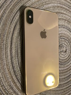 IPHONE XS MAX 64gb UNLOCKED !! for Sale in Philadelphia, PA