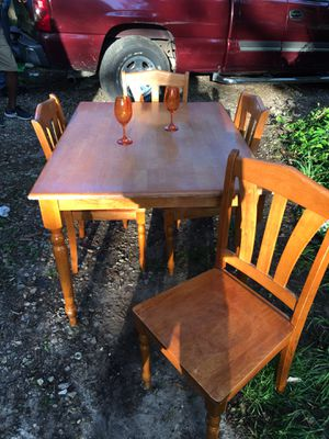 Kitchen Table & Chairs for Sale in Atlanta, GA